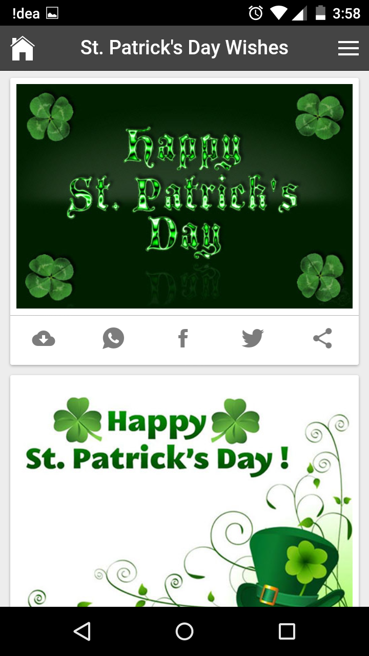 St Patricks Day Wishes Quotes Messages Greetings And Gif Images