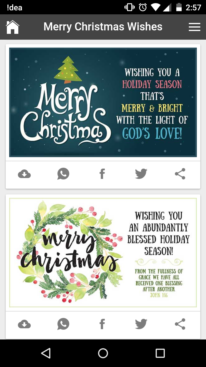 2017 Merry Christmas Wishes Quotes Messages Greetings And Gif Images