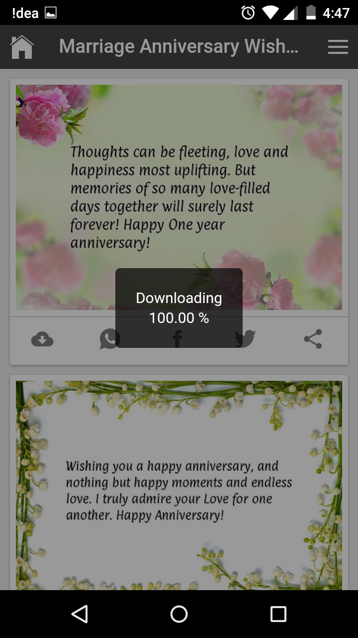 Romantic marriage anniversary wishes quotes messages