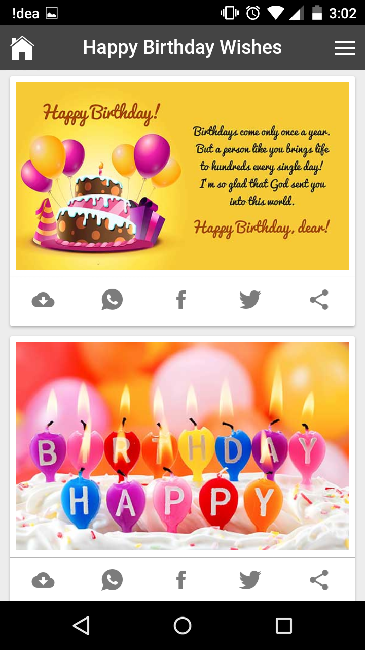 Happy birthday wishes quotes messages greetings gif images get any image with quote m4hsunfo