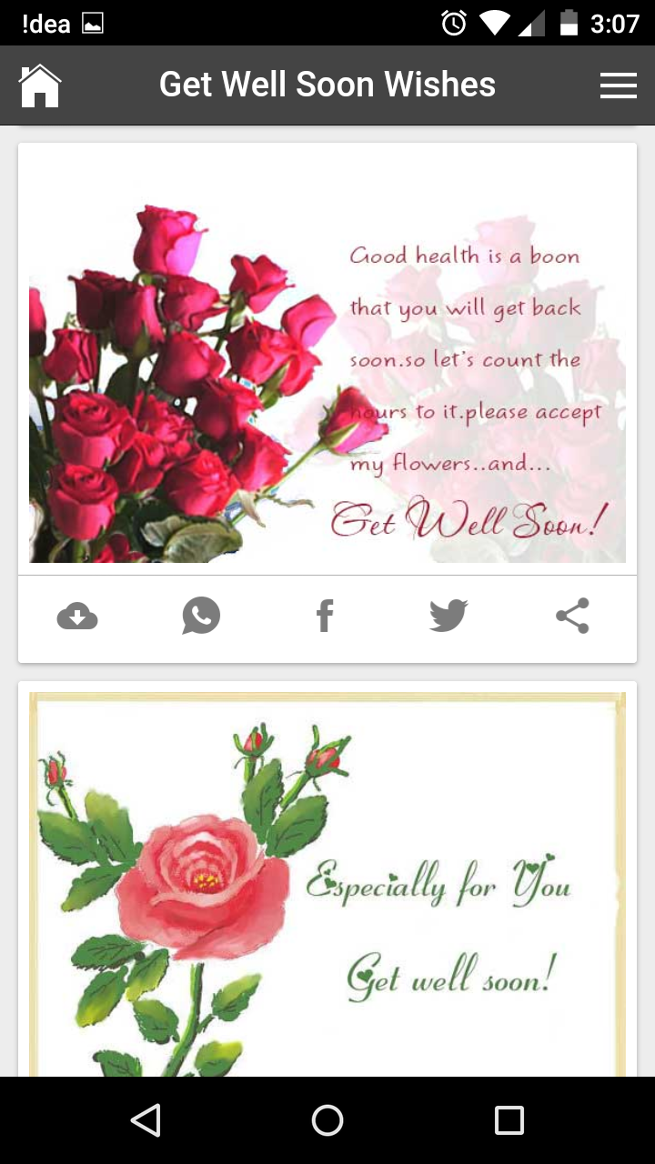 Get Well Soon Messages Wishes Quotes Gif Images