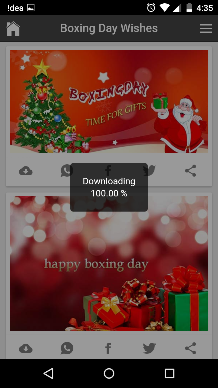 Happy Boxing Day Wishes Quotes Messages Greetings And Gif Images